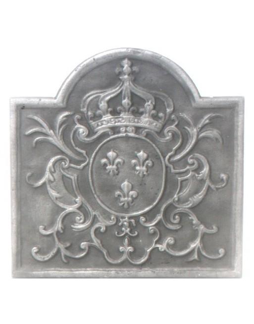 Plaque de cheminée 3 Fleurs de Lys Pamies
