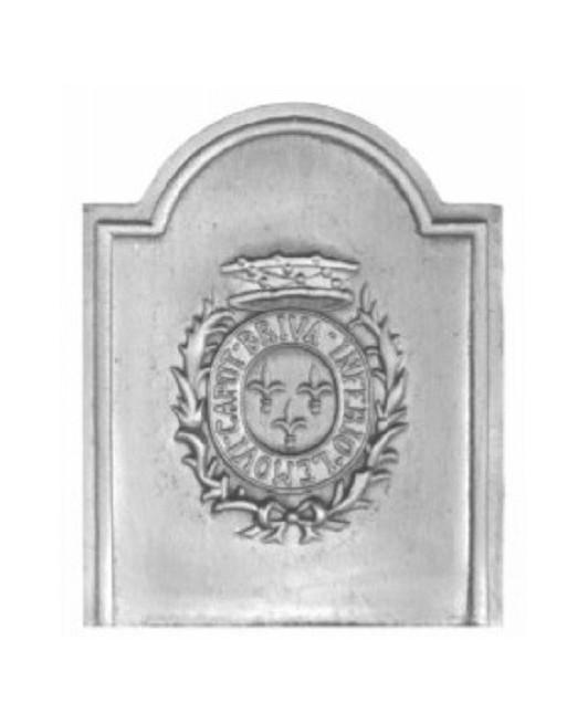 Plaque de cheminée Armes de Brive