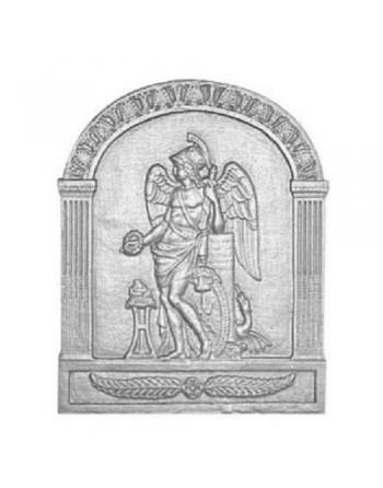 Plaque de cheminée Athena