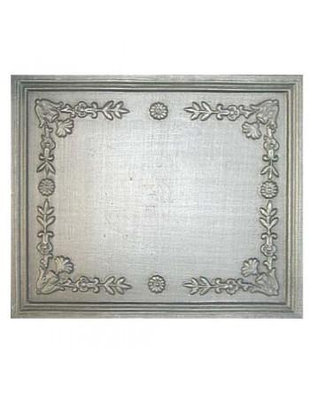 Plaque de cheminée Cadre Orné