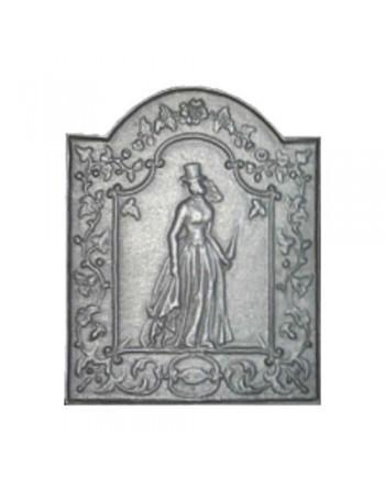 Plaque de cheminée Romantique