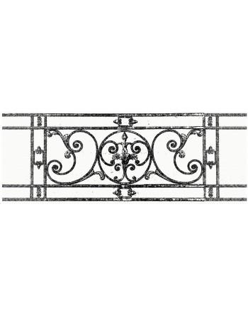 Grille de balcon ML