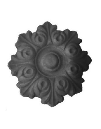 Rosace fonte 1440